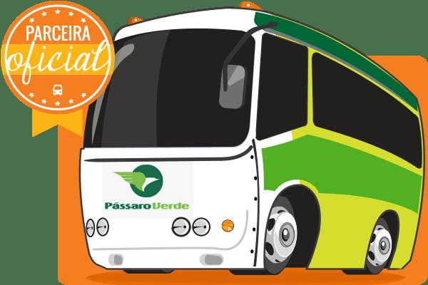 Pássaro Verde Bus Company - Oficial Partner to online bus tickets