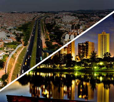 São Paulo a Londrina