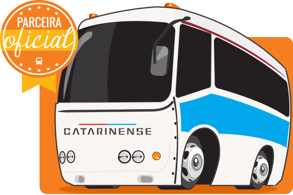 Catarinense Bus Company - Oficial Partner to online bus tickets