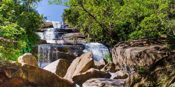 Cachoeiras e Montanhas - Murici - AL