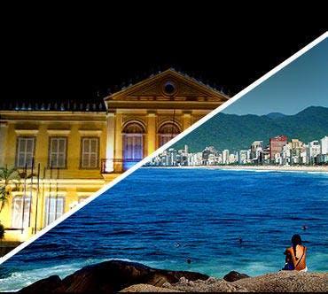 Passagem de ônibus - Campos dos Goytacazes x Rio de Janeiro