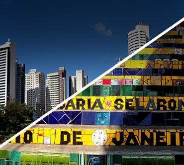 Passagem de ônibus - Goiânia x Rio de Janeiro