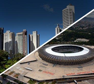 Boletos de autobús - Goiânia a Belo Horizonte