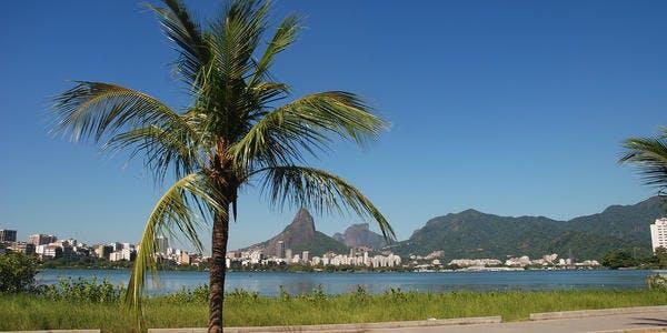Lagoa Rodrigo de Freitas - Rio de Janeiro - RJ