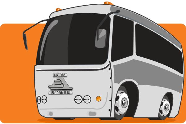 Expresso Adamantina Bus Company - Oficial Partner to online bus tickets