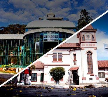 Passagem de ônibus - Petrópolis x Barbacena