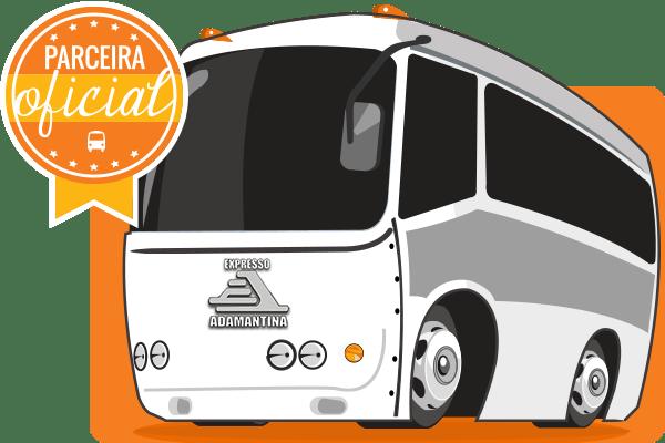 Expresso Adamantina - Parceiro Oficial para venda de passagens de ônibus
