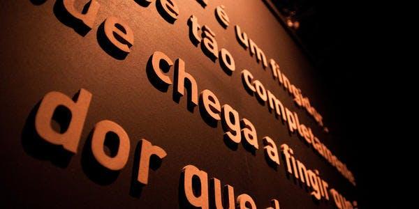 Museu da Língua Portuguesa - São Paulo - SP