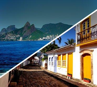 Boletos de autobús - Rio de Janeiro a Paraty
