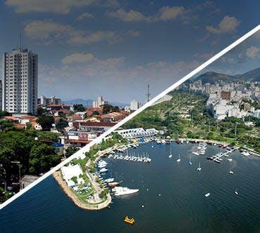 Passagem de ônibus - Guarulhos x Rio de Janeiro