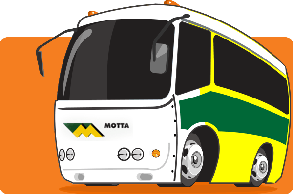 Motta Bus Company - Oficial Partner to online bus tickets