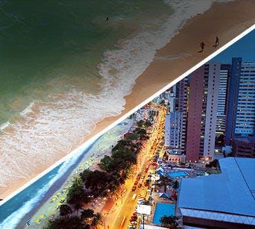 Bus tickets - Recife x Fortaleza