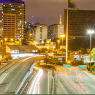 Passagem de ônibus para São Paulo