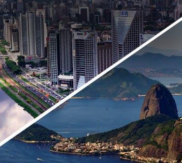 Bus tickets - São Paulo x Rio de Janeiro