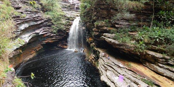 Cachoeiras - Lençóis - BA