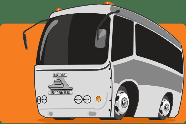 Empresa de Bus Expresso Adamantina - Canal Oficial para la venta de billetes de autobús