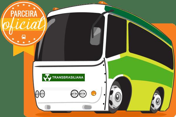 Viação Transbrasiliana - Parceiro Oficial para venda de passagens de ônibus
