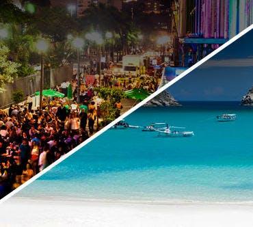 Bus tickets - Rio de Janeiro x Cabo Frio