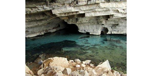 Grutas e Cavernas - Seabra - BA