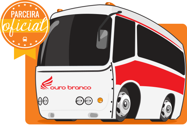 Ouro Branco Bus Company - Oficial Partner to online bus tickets