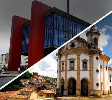 São Paulo a Ouro Preto