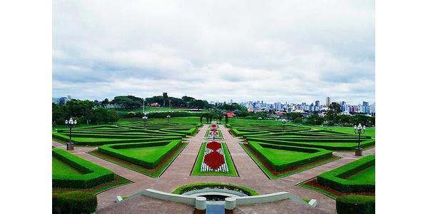 Jardim Botânico - Curitiba - PR