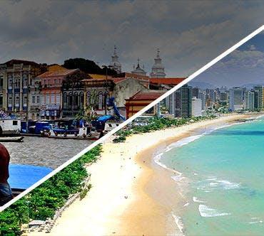 Passagem de ônibus - Belém x Fortaleza