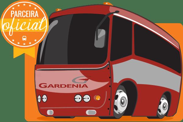 Empresa de Bus Gardênia - Canal Oficial para la venta de billetes de autobús