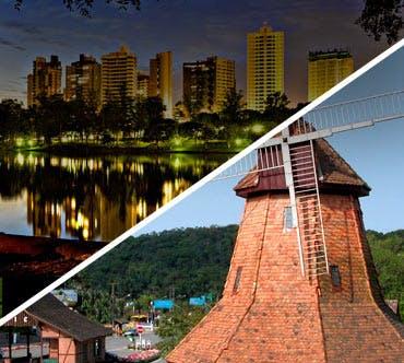 Boletos de autobús - Londrina x Joinville