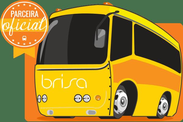 Viação Brisa - Parceiro Oficial para venda de passagens de ônibus