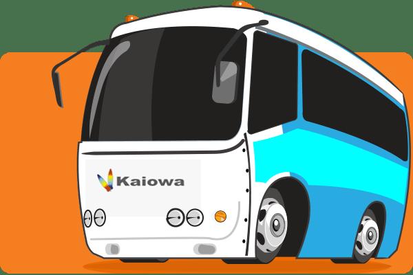 Expresso Kaiowa - Parceiro Oficial para venda de passagens de ônibus