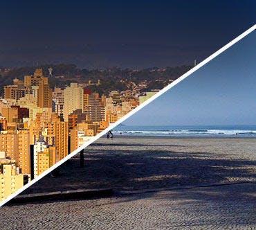 Passagem de ônibus - Campinas x Praia Grande