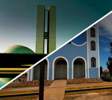 Boletos de autobús - Brasília a Barreiras
