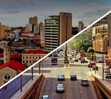Bus tickets - Campinas x São Paulo