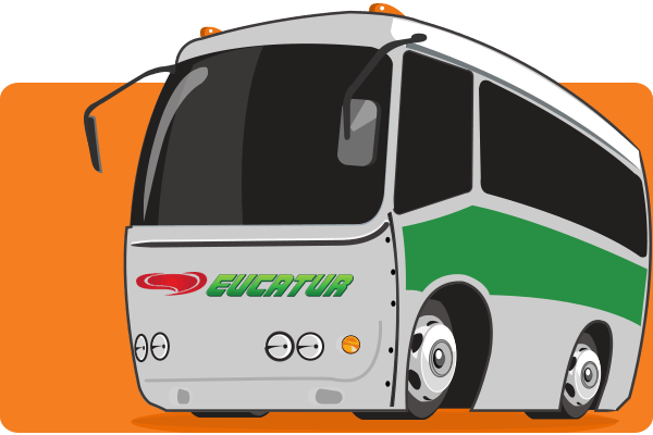 Empresa de Bus Eucatur - Canal Oficial para la venta de billetes de autobús