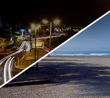 Passagem de ônibus - Araraquara x Praia Grande