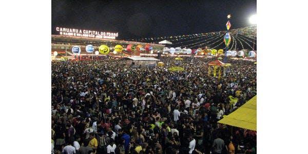 Festa de São João - Caruaru - PE
