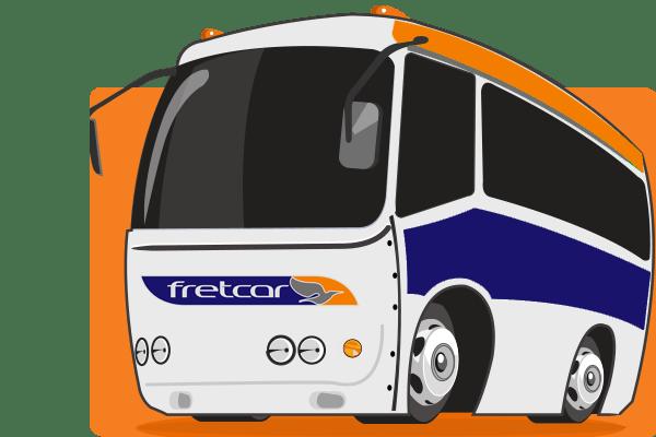 Viação Fretcar - Parceiro Oficial para venda de passagens de ônibus
