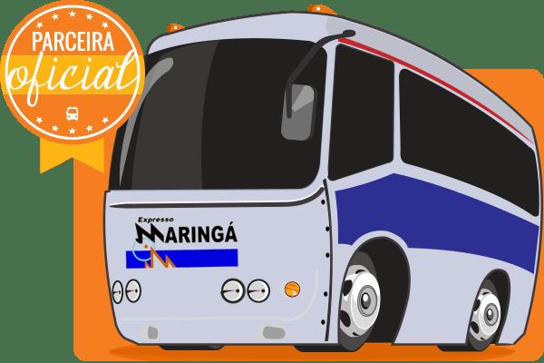 Expresso Maringá - Parceiro Oficial para venda de passagens de ônibus