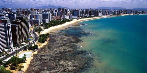 Praias - Fortaleza - CE
