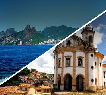 Passagem de ônibus - Rio de Janeiro x Ouro Preto