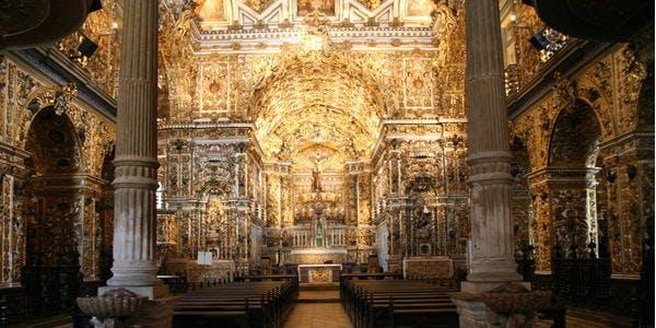 Construções históricas - Salvador - BA