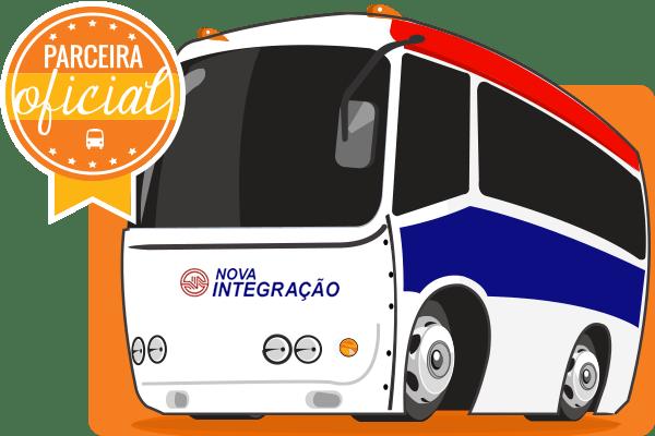 Viação Nova Integração - Parceiro Oficial para venda de passagens de ônibus