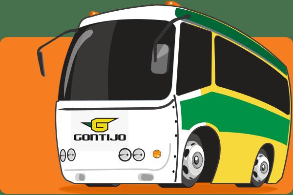 Gontijo - Parceiro Oficial para venda de passagens de ônibus