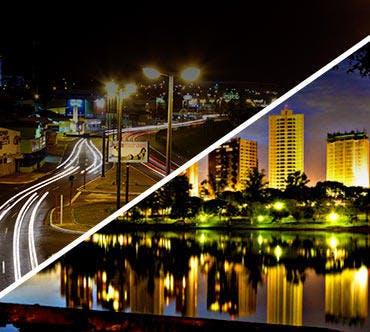 Araraquara a Londrina
