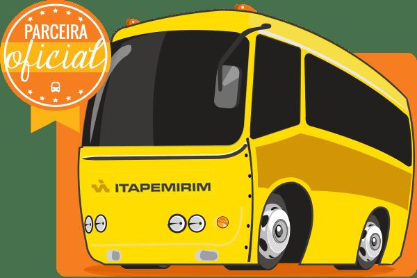 Itapemirim - Parceiro Oficial para venda de passagens de ônibus