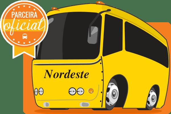 Viação Nordeste - Parceiro Oficial para venda de passagens de ônibus