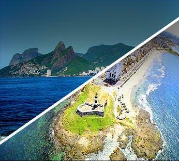 Boletos de autobús - Rio de Janeiro a Salvador
