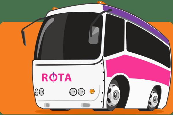 Rota Transporte - Parceiro Oficial para venda de passagens de ônibus
