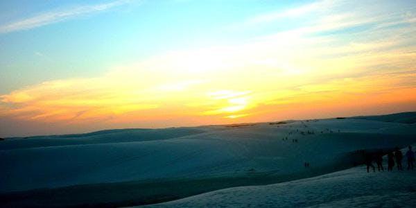 Duna do Pôr do Sol - Jericoacoara - CE